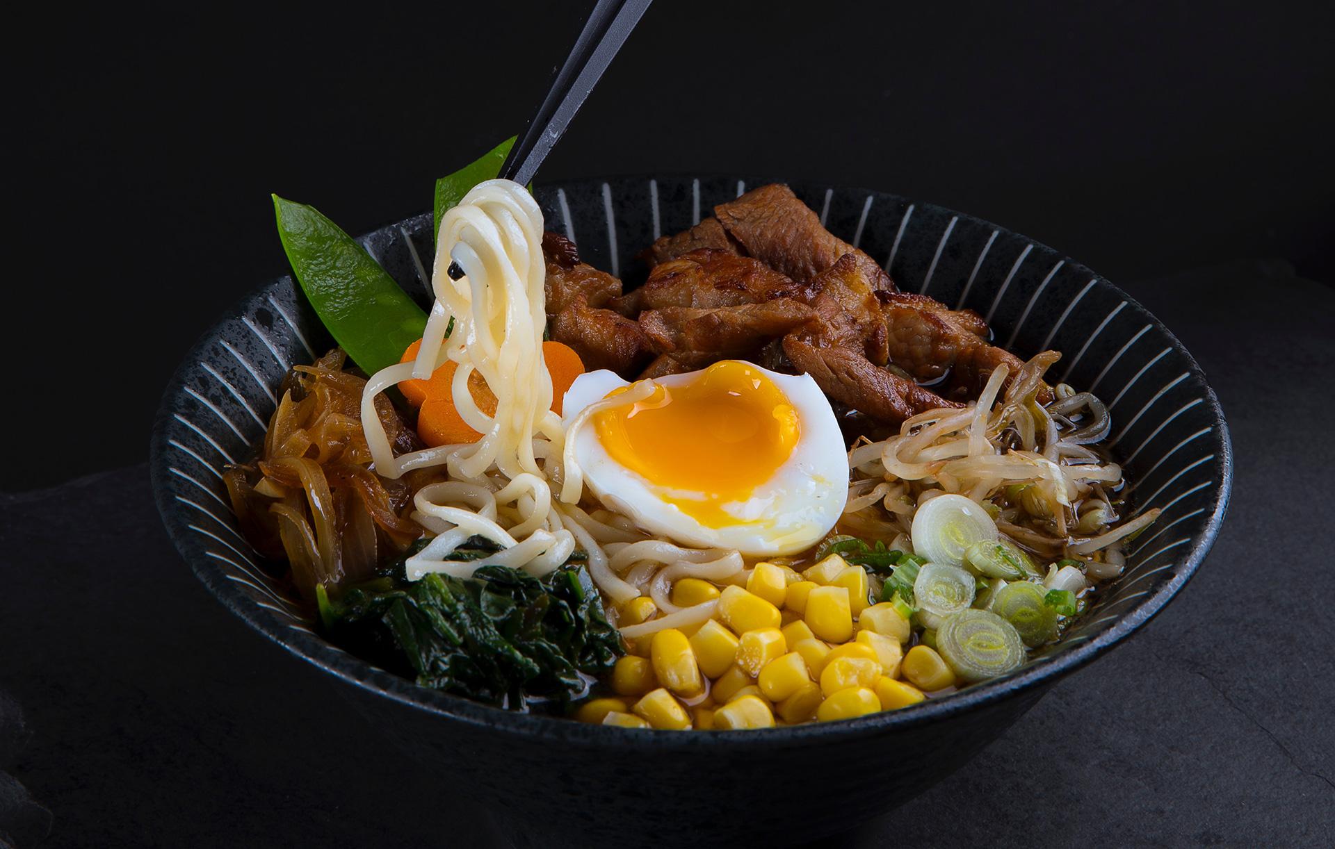 Japanese Lunch Menu