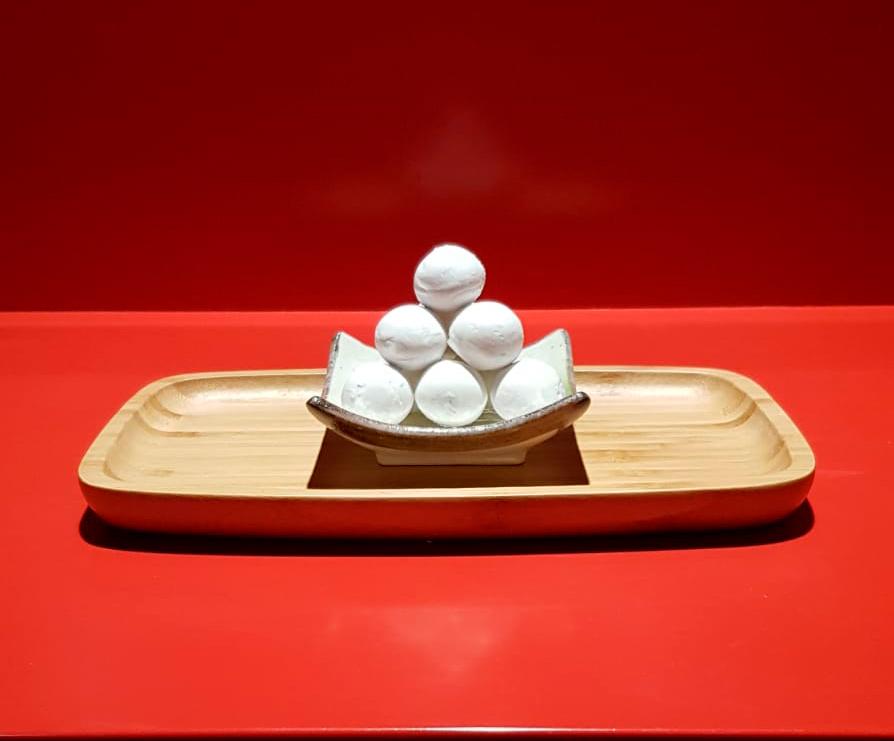 Tsukimi, festival que se celebra en Japón en el mes de Septiembre. Significa: contemplación de la luna