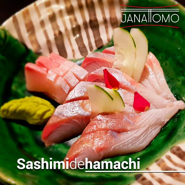 Sashimi, se le considera un tipo de sushi, aunque técnicamente no lo es porque no lleva arroz. Es pescado o marisco crudo, donde el sabor depende del corte.